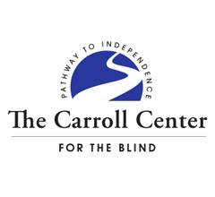Logo for Carroll Center for the Blind