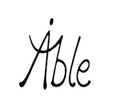 Logo for Council for Developmental Disabilities Inc. d.b.a. ABLE Community Based Services