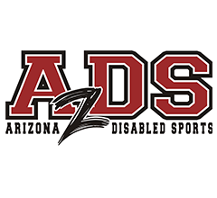 Logo for Arizona Disabled Sports