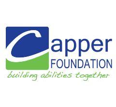 Logo for Capper Foundation