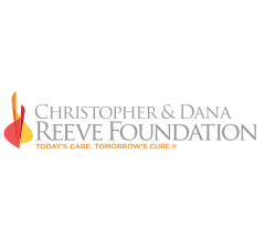 Logo for Christopher & Dana Reeve Foundation