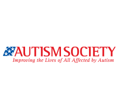 Logo for Autism Society of America