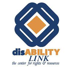 Logo for disABILITY LINK
