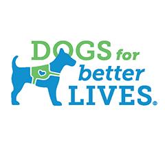 Logo for Dogs for Better Lives