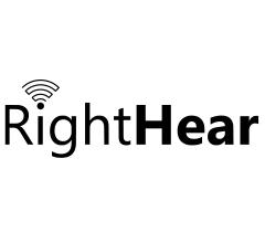 Logo for RightHear